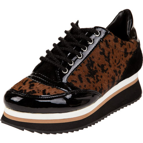 Zapatilla Animal Print Natacha Valentina Natacha
