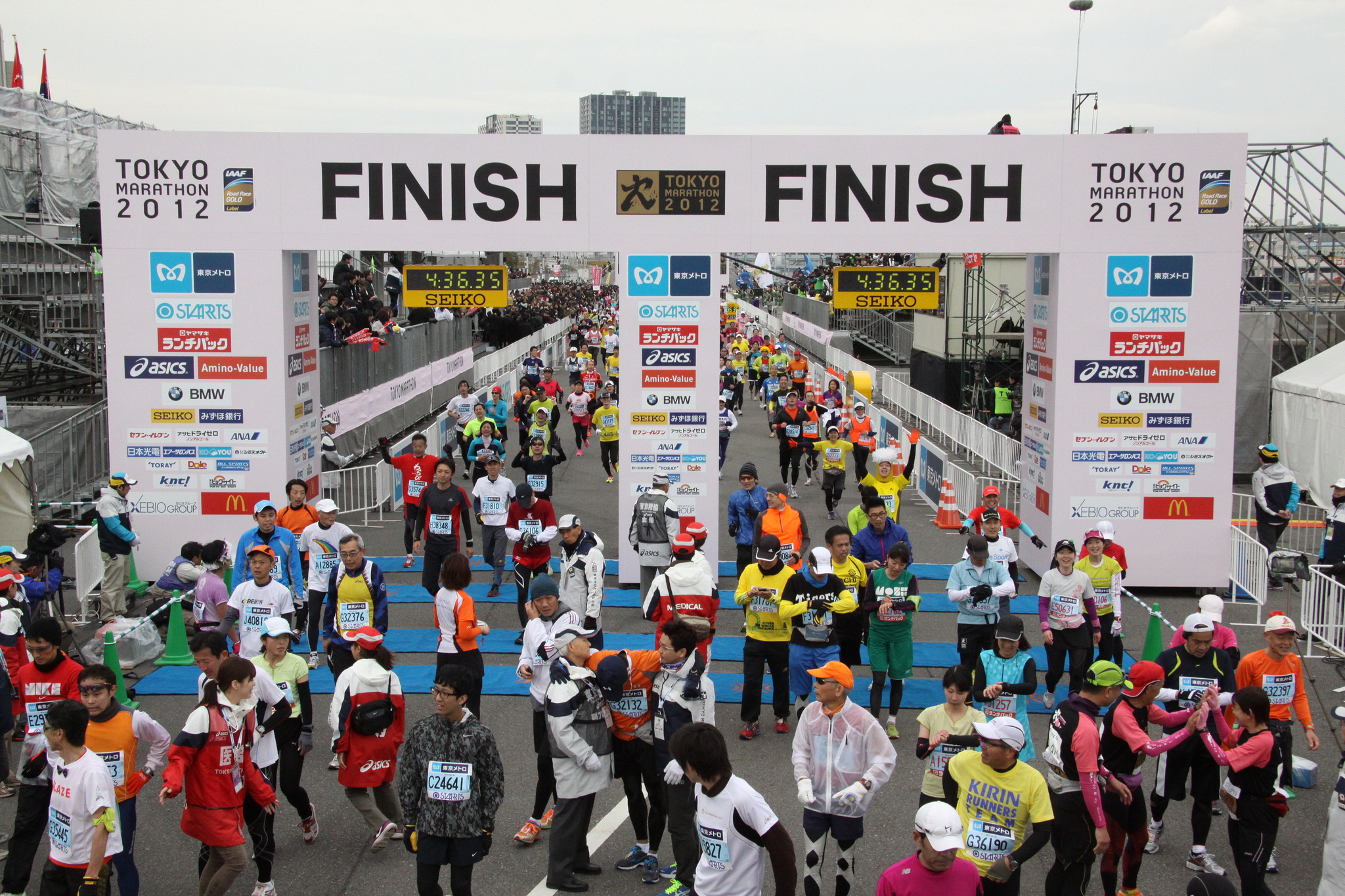 Tokyo Finish