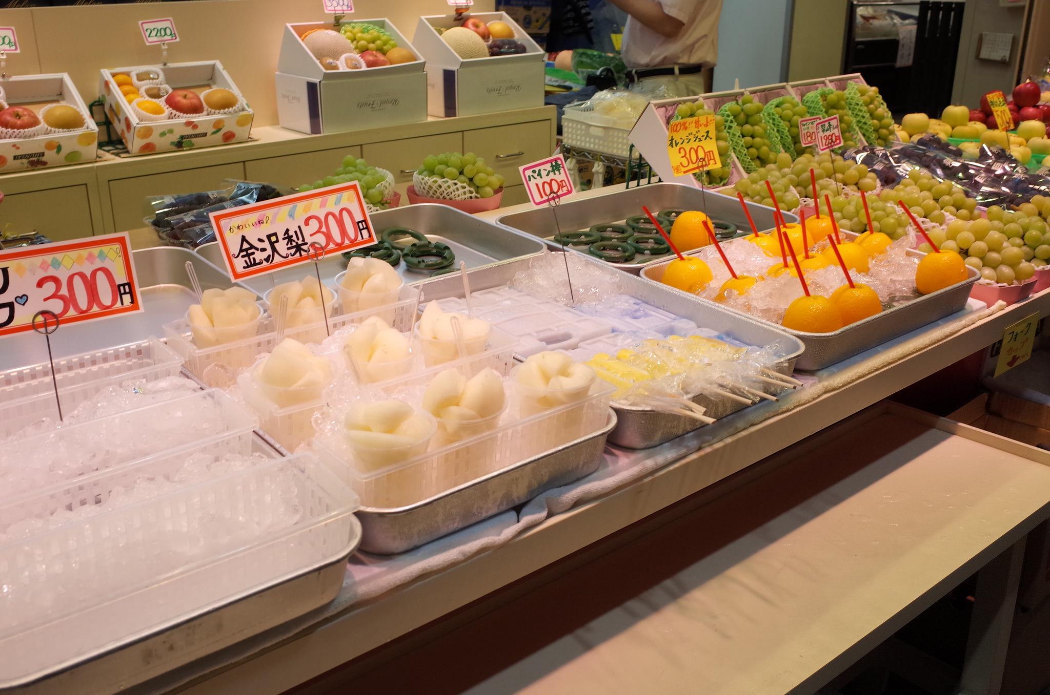 Kanazawa Shopping