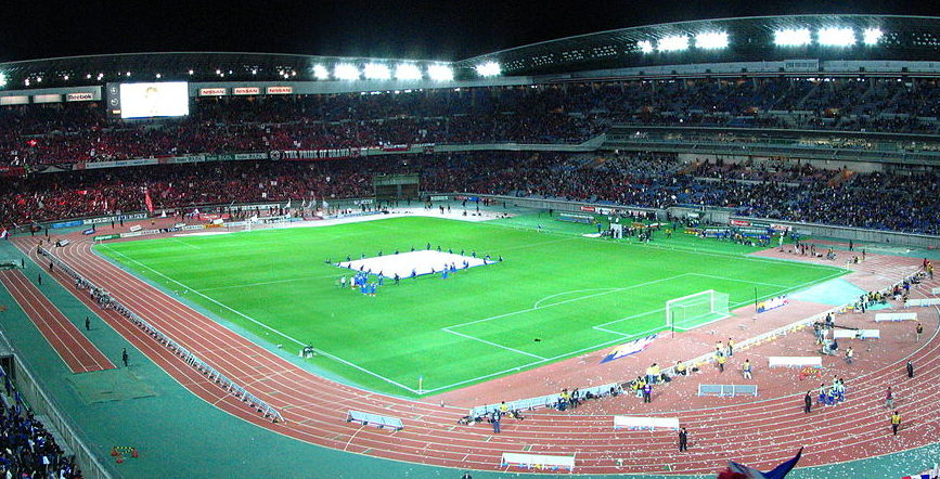 Yokohama International Stadium