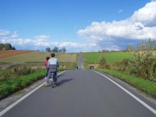 Biei-Cycling