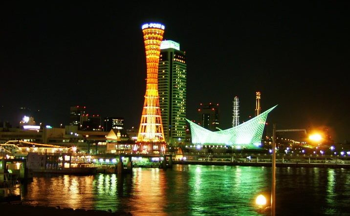 Nightlife in Kobe