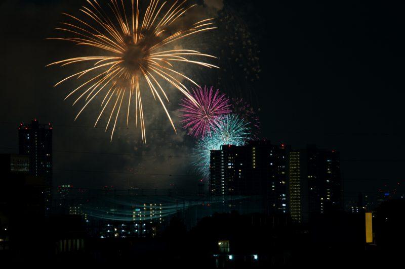 Itabashi Firework