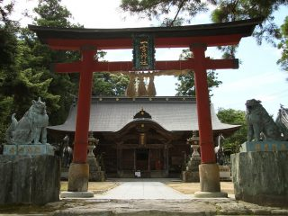 Ichinomiya Shrine