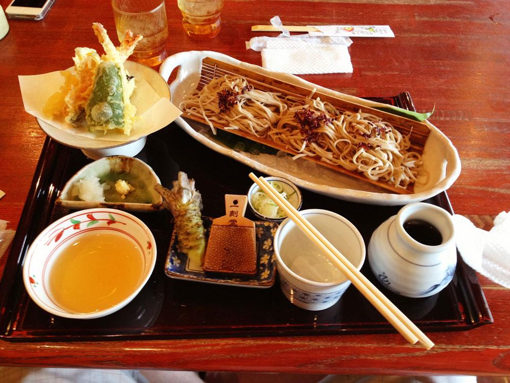 Kagoshima Cuisine