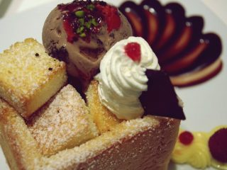 Shibuya honey toast main