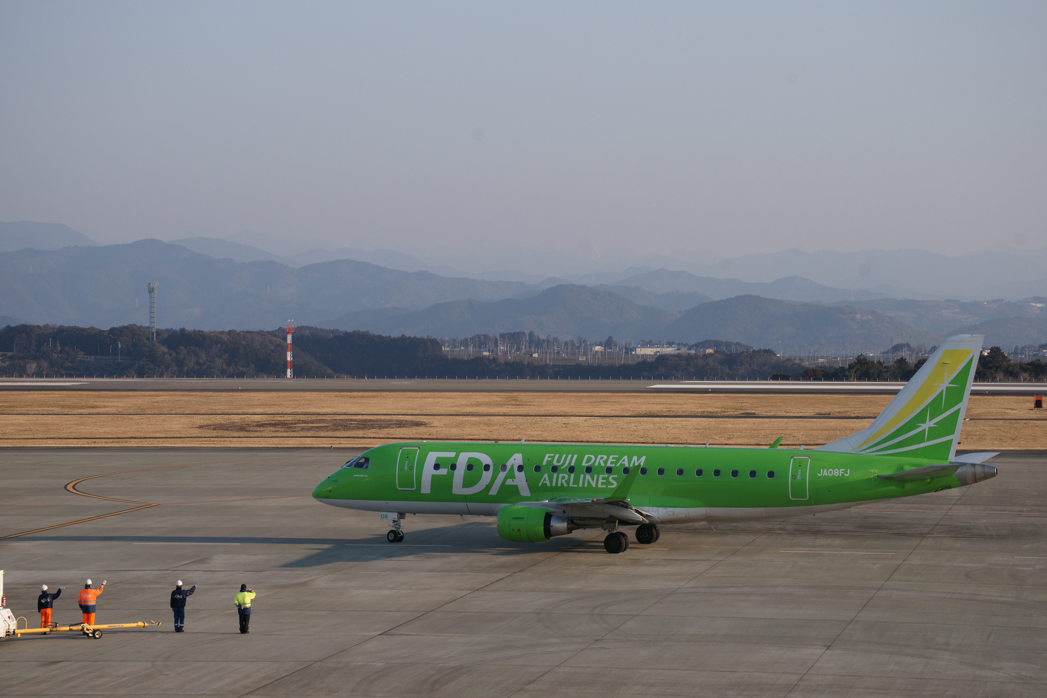 Shizuoka Airport main