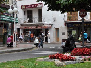 Tossa de Mar Street