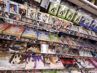 Manga Anime Tokyo