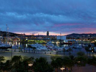 Barcelona port 11