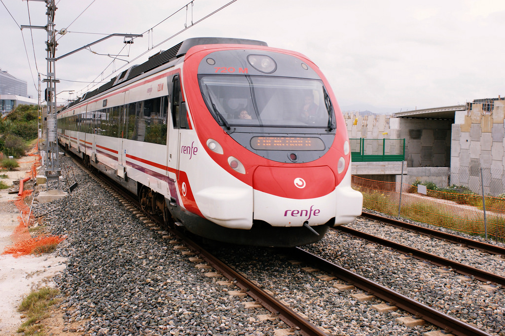 Malaga Train