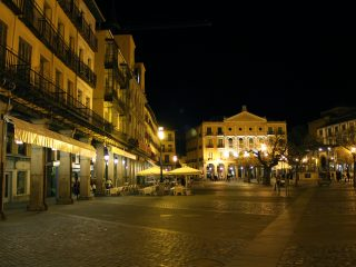 Segovia nightlife