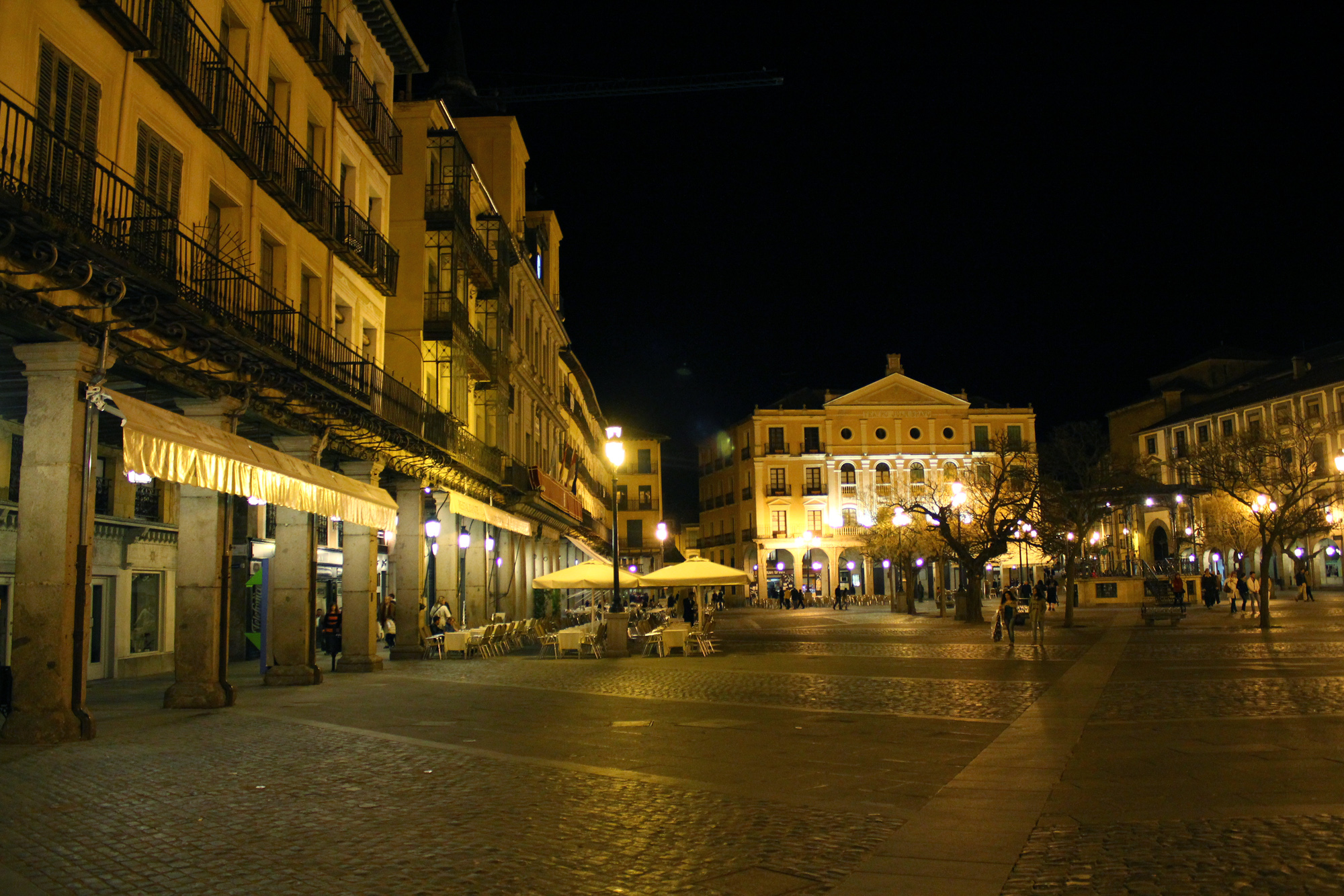 Segovia nightlife