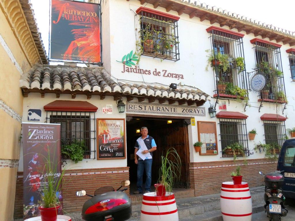 Restaurants Granada