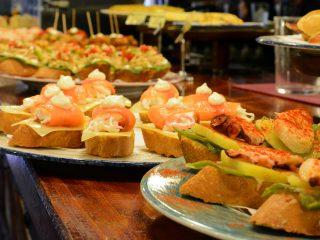 Spain Unique Foods