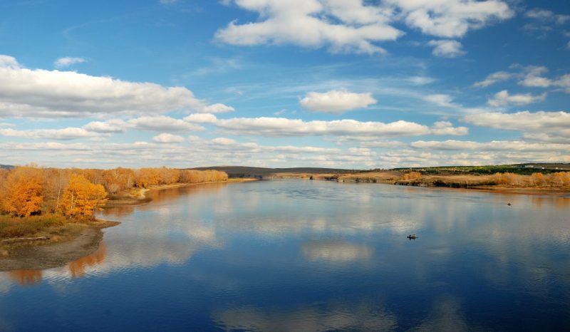 yensei river