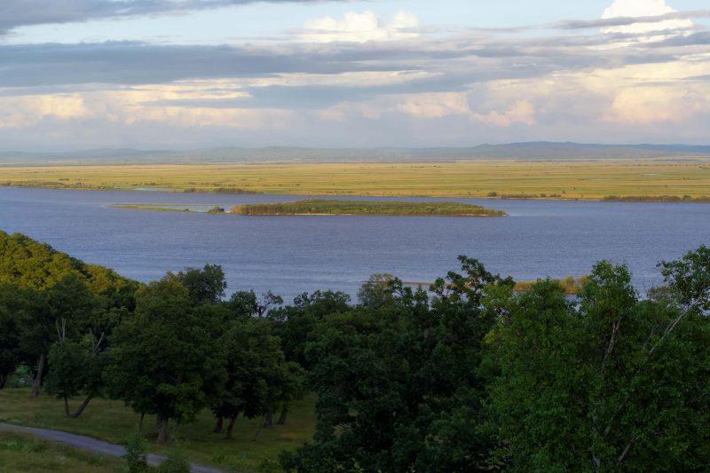 amur river