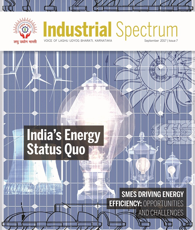 Industrial spectrum   september 2017   cover page