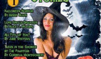 Weird Erotica Stories Halloween Edition by June Stevens, Cordelia Montgomery, Missy Allen, Alice J. Woods