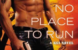 No Place to Run (KGI series Book 2) by Maya Banks