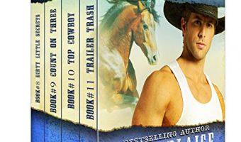 Cactus Creek Cowboys Volume III by Brit Blaise