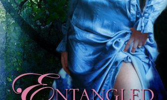 Entangled: An Unexpected Menage (The Erotic Adventures of Jane in the Jungle Book 2) by Colette Gale