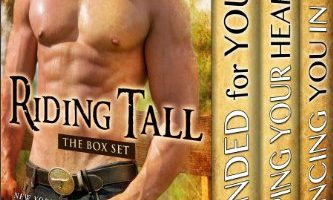 Riding Tall the First Box Set (Riding Tall box set Book 1) by Cheyenne McCray