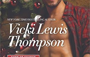 A Last Chance Christmas (Sons of Chance Series Book 17) by Vicki Lewis Thompson