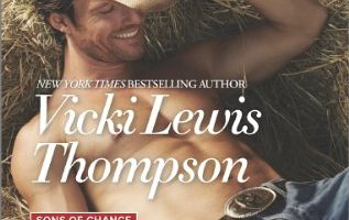Riding High (Sons of Chance Series Book 14) by Vicki Lewis Thompson