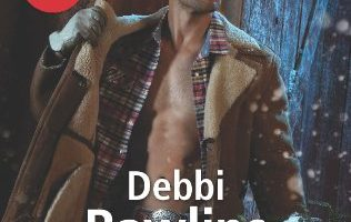 On a Snowy Christmas Night (Made in Montana Book 3) by Debbi Rawlins