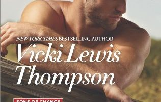Riding Hard (Sons of Chance Series Book 15) by Vicki Lewis Thompson