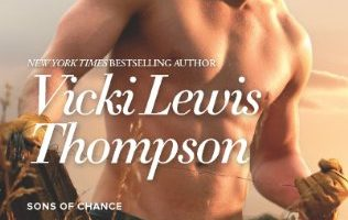 I Cross My Heart (Sons of Chance Series Book 10) by Vicki Lewis Thompson