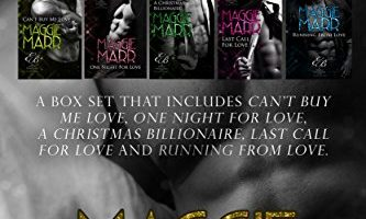 FEATURED BOOK: Eligible Billionaires Box Set: Books 1-5 by Maggie Marr