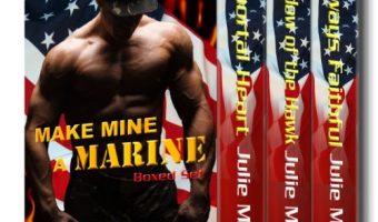 Make Mine A Marine by Julie Miller