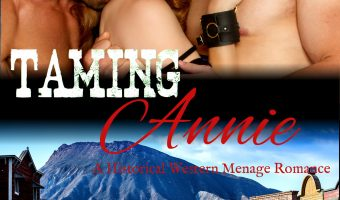 FEATURED BOOK: Taming Annie by Samantha Madisen