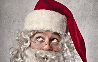 Sexy Santa by Daniel Blue