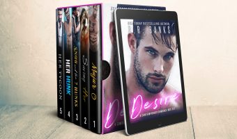 FEATURED BOOK: Desire: by R.R. Banks