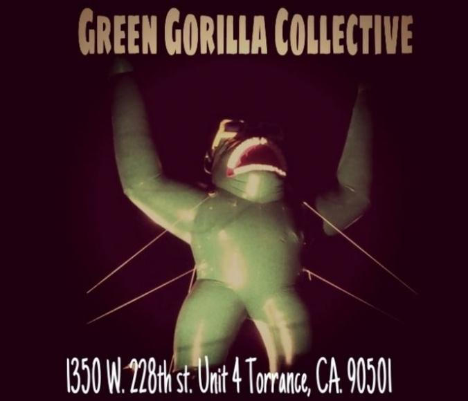 Green Gorilla Weed Green Gorilla Collective