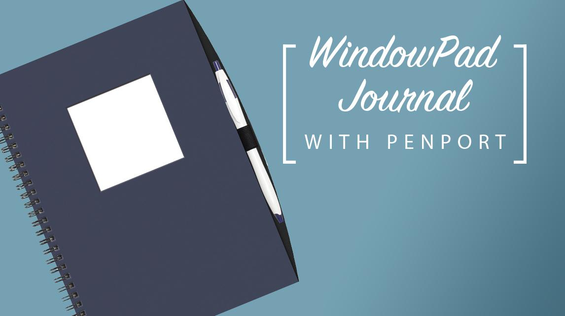 Window Pad Journal