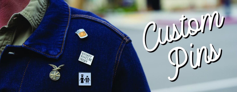 Team Phun Custom Shop Custom Pins