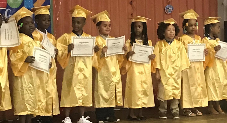 EastPrep K Graduation