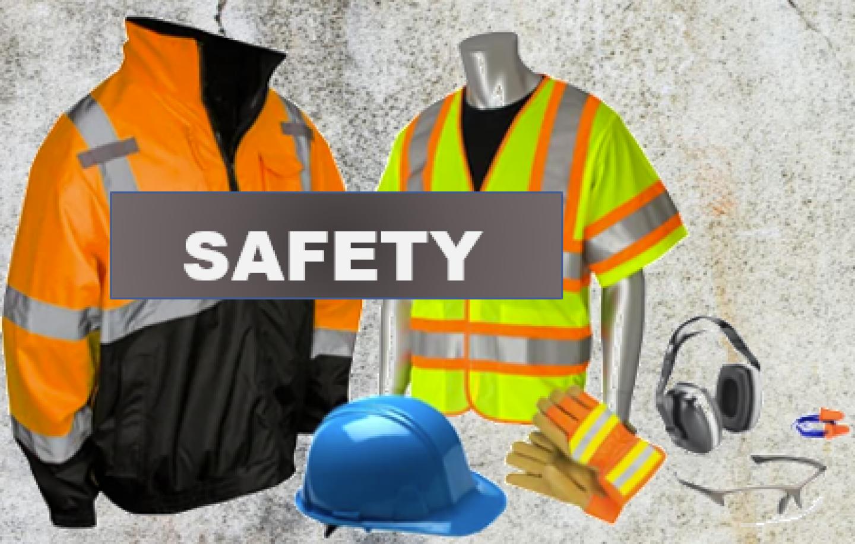 Safety Supplies Workwear  Apparel