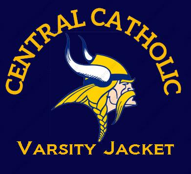 central catholic varsity jacket