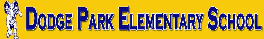 Dodge Park Elementary School Banner
