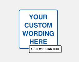 Custom Signs & Stickers