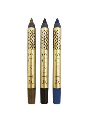 Sumita Cosmetics Mini Eyeliner Pencils - Darks