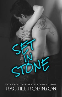 Rachel Robinson's SET IN STONE