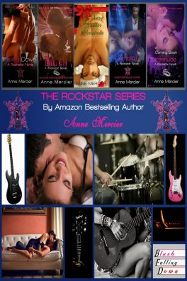 The Rockstar Series by Anne Mercier