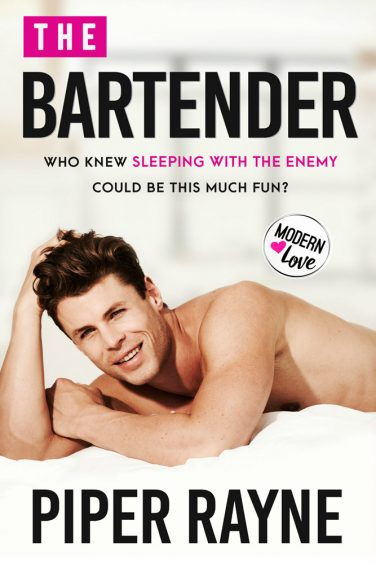 The Bartender by Piper Rayne