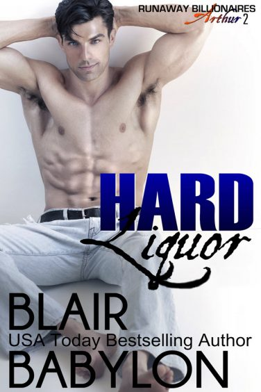 Hard Liquor by Blair Babylon